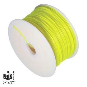 MKF Filament MKF-ABS F3.0 žlutá, Tisková struna ABS 3,0 mm 1 Kg pro 3D tiskárnu
