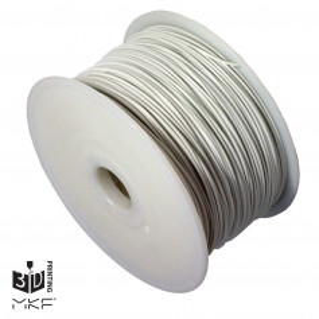 MKF Filament MKF-HIPS F3.0 bílá, Tisková struna HIPS 3,00 mm 1 Kg pro 3D tiskárnu