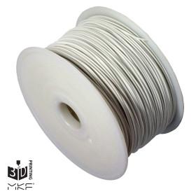MKF Filament MKF-PA - Nylon F3.0 bílá, Tisková struna PA - Nylon 3,00 mm 1Kg pro 3D tiskárnu