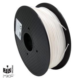 MKF Filament MKF-PC - Polykarbonát  F3.0 bílá, Tisková struna PC 3,00 mm 1Kg pro 3D tiskárnu