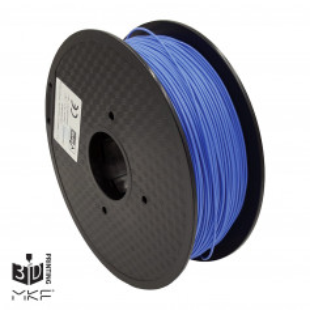 MKF Filament MKF-ABS F3.0 modrá, Tisková struna ABS 3,0 mm 1 Kg pro 3D tiskárnu