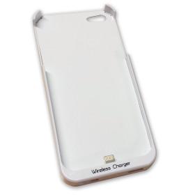 InHouse MKF-WR2 i5 bílé pouzdro telefonu s nabíjecí indukční cívkou pro iPhone 5