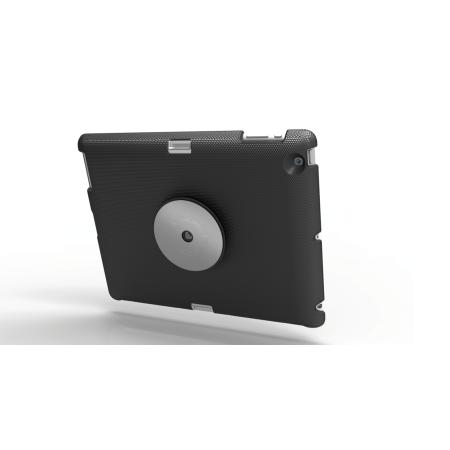 Meliconi My Mobile Click Cover Case iPad pouzdro černošedé