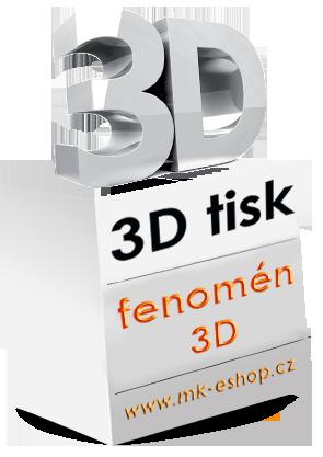 3D tisk MK Eshop