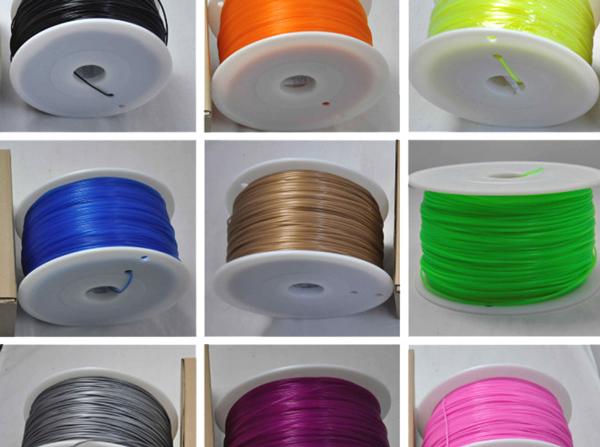 Fillamentum tiskový materiál pro 3D tiskárny
