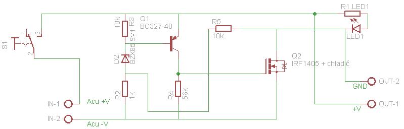 elektronický obvod
