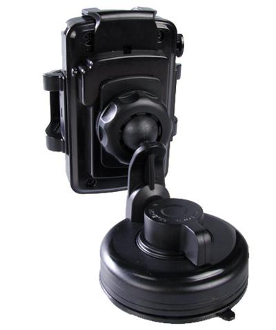 Držák do auta na mobil MKF-CW1 Qi