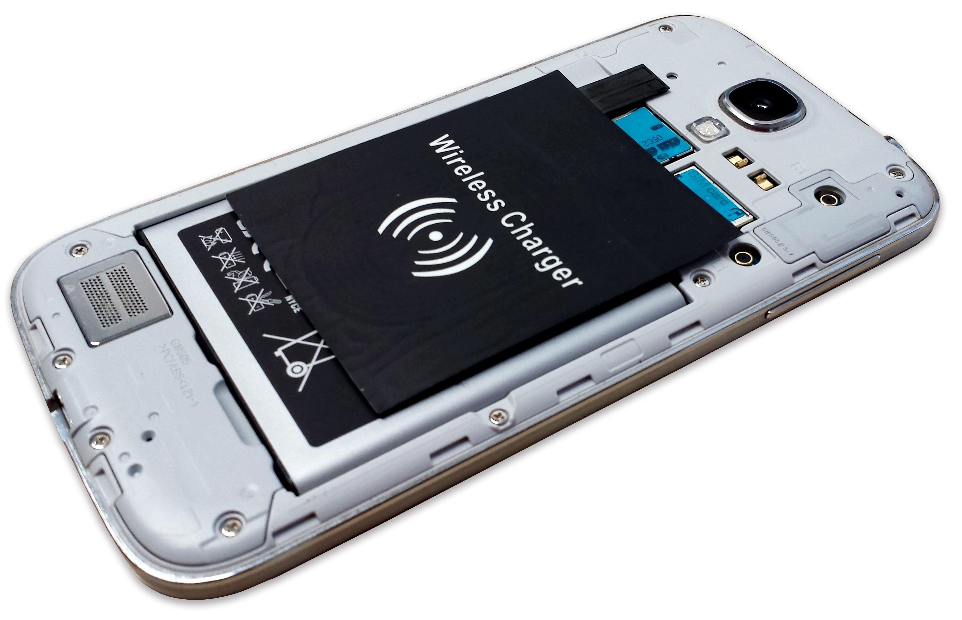 MKF-WR1 S4 cívka pro bezdrátové nabíjení mobilního telefonu