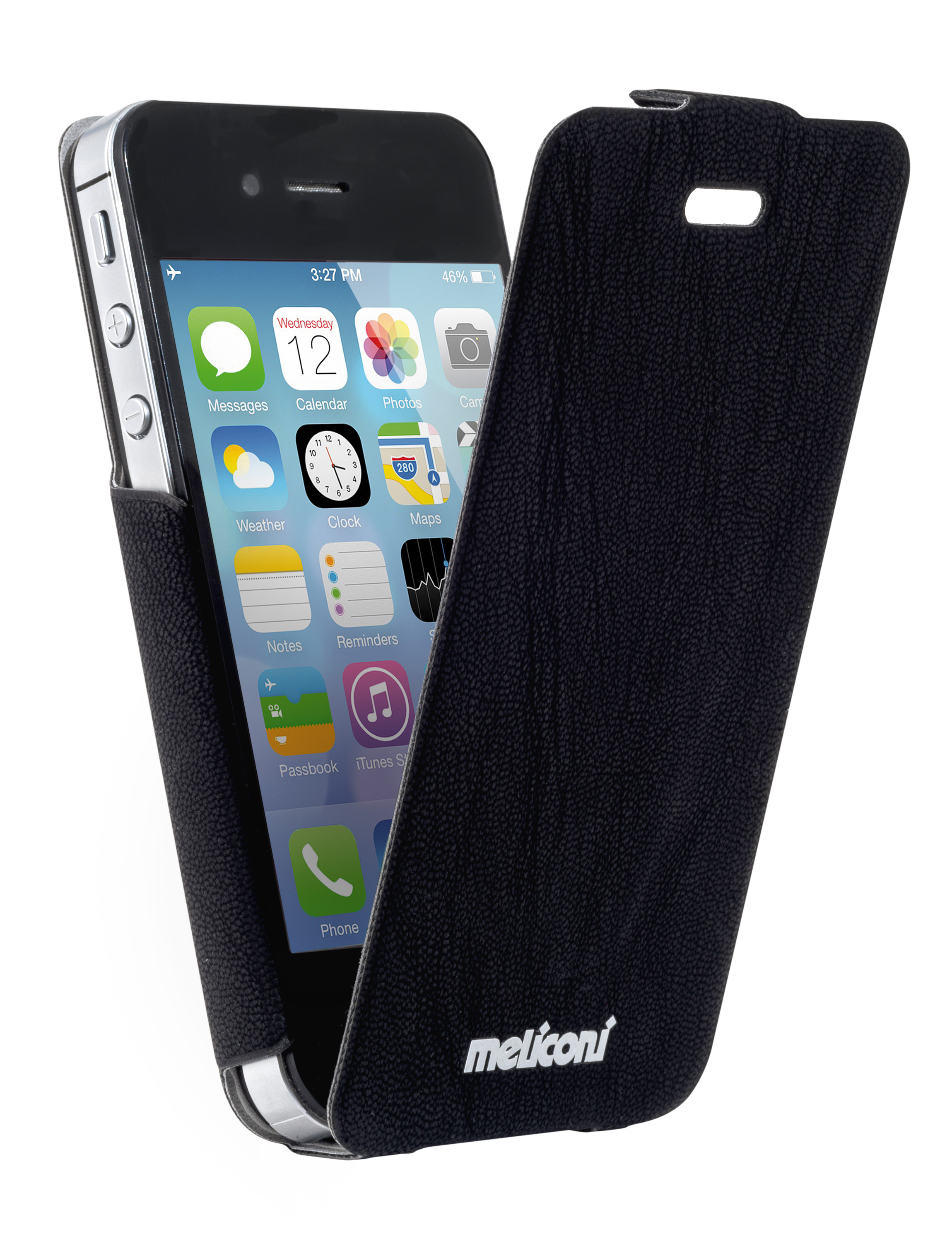 Meliconi Slim Flap pro iPhone